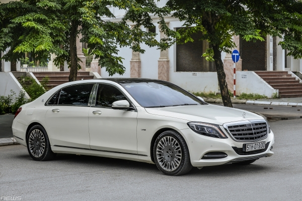 Mercedes-s600-maybach